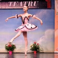 balet botosani - scoala dans botosani - arlechin - romania 1
